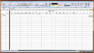 Sample Of Excel Spreadsheet 7 Printable Excel Spreadsheet Excel Spreadsheets Group