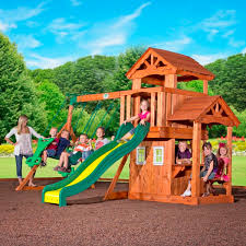 Backyard Discovery Atlantis by Outdoor Playsets Psi Outdoor Play Equipment