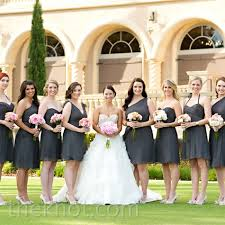 the individuality of bridesmaid dresses choice productions