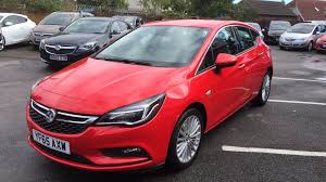 used vauxhall astra red for sale motors co uk