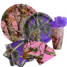 Camouflage Favors by Next Camo Supplies Decorations Camo Celebrations