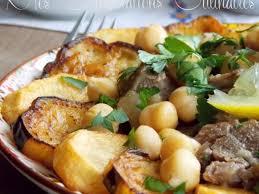 cuisine algerienne mderbel aubergines sauce blanche cuisine algérienne