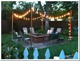 outdoor patio string lights ideas enchanting outdoor string lighting ideas avideh me