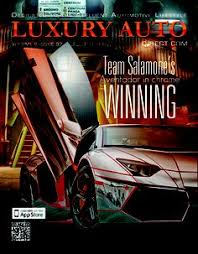 lamborghini egoista poster issue 41 featuring lamborghini egoista now available on itunes