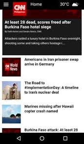 cnn app for android cnn philippines apk free news magazines app for