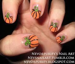Halloween Nail Art Pumpkin - pumpkin nails nails pinterest pumpkin nail art nail nail
