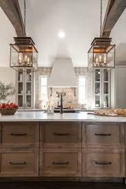 birch wood saddle madison door hanging lights for kitchen island