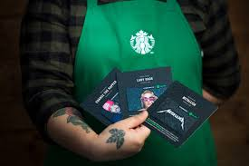 starbuck gift cards starbucks and spotify debut limited edition gift cards featuring