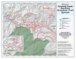 Washington Park Map by Greenwater Yakima Washington State Parks And Recreation Commission