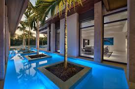 custom dream home in florida with elegant swimming pool haammss