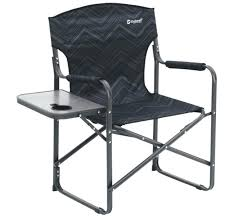 Quest Traveller Directors Chair And Side Table Directors Chair With Side Table Directors Chair With Side Table