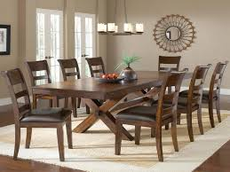 furniture 9 piece dining room sets interior decoration and