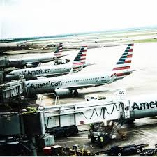 american airlines six little birds travel