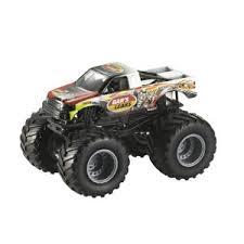 mattel wheels monster jam collectible car 21572 9464