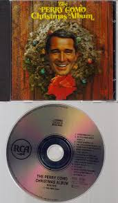 the perry como album cd the yule log message board