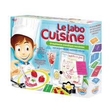 la cuisine de jeux buki labo cuisine jeux scientifiques achat prix fnac