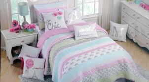 paris bedding for girls amazon com cynthia rowley girls 3 piece full queen quilt set