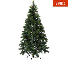 buy home 6ft berry and cone tree green at argos co uk