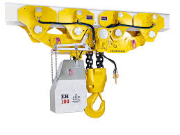 manual electric u0026 air powered hoists bishop lifting products
