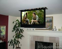 Motorized Cabinet Doors Motorized Cabinet One Of The Best Ways To Hide Your Television Is
