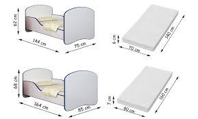 materasso culla misure lettino per bimbi misure letto sagomato con secondo pluto arredo