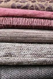 Colourful Upholstery Fabric Mohair Silk Velvet Linen Upholstery Fabric For Curtain Images