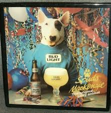bud light party box vintage spuds mackenzie collectibles memorabilia