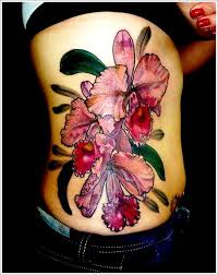 79 best orchid tattoo ideas images on pinterest drawings colors