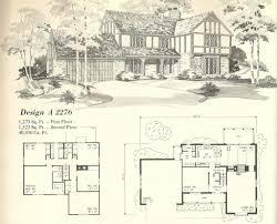 tudor house plan heritage 10 044 front tudorse plans associated