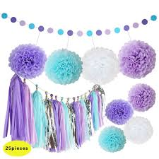 mermaid baby shower decorations mermaid baby shower decorations aqua blue teal purple