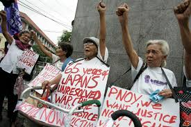 Comfort Women Japan Filipino U0027comfort Women U0027 Group Slams Japan Pm Abe For Yasukuni