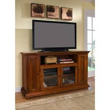 trendy wall mounted tv cabinet aside mirrored