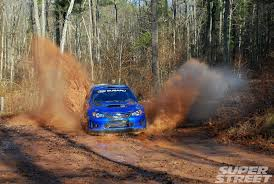 subaru rally accomplished rally driver david higgins joins subaru rally team