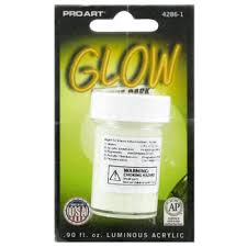 glow in the paint glow in the acrylic paint hobby lobby 966028
