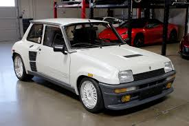 renault kuwait 1985 renault r5 turbo 2 san francisco sports cars