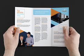 tax service brochure template brochure templates creative market