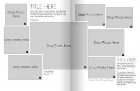 how to create a yearbook the only yearbook page template you need
