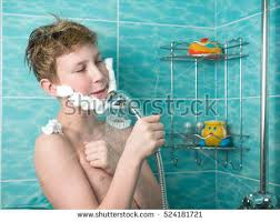 pretty verry young boys washing hairs young boy red hair naked torso stock photo 524181721 shutterstock