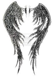 fallen wings designs fantastic