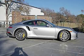 used porsche 911 turbo s for sale 2017 porsche 911 turbo s coupe 216 burmester audio fully
