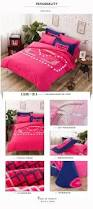 butterfly girls bedding unihome 100 cotton bohemian boho style pink butterfly bedding set