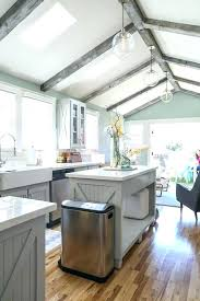 Kitchen With Vaulted Ceilings Ideas Cathedral Ceiling Ideas Decorating Room With Vaulted Ceiling