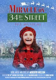 miracle on 34th street musical returns for uk tour