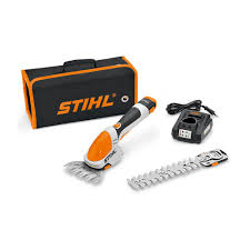 stihl hedge trimmers petrol electric battery world of power