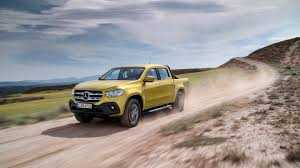 mercedes pickup 2017 2018 mercedes benz x class is the posh workhorse pickup you wanted