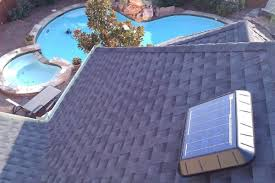 sunrise solar the original solar powered attic fan