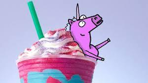how it s made the starbucks unicorn frappuccino