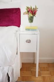ikea nordli nightstand revamp made by monique diy pinterest