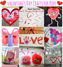 valentine u0027s day crafts for kids the momma diaries