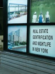 ra real estate gentrification and nightlife in new york